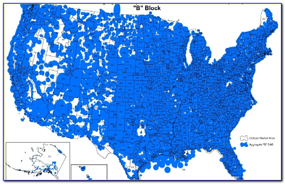 Cell Phone Coverage Maps Usa