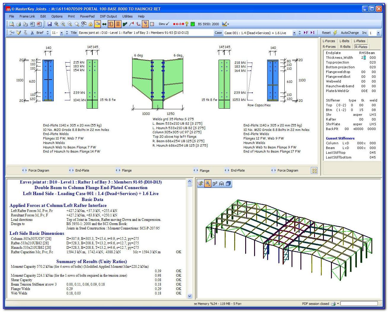 Cold Formed Steel Design Software Eurocode