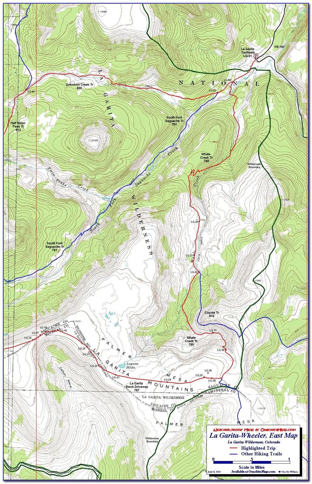 Colorado Topo Maps Online