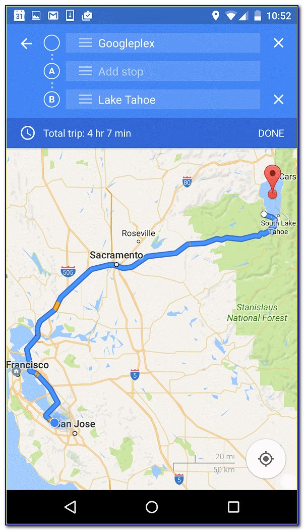 Create A Route With Multiple Stops Google Maps (2)