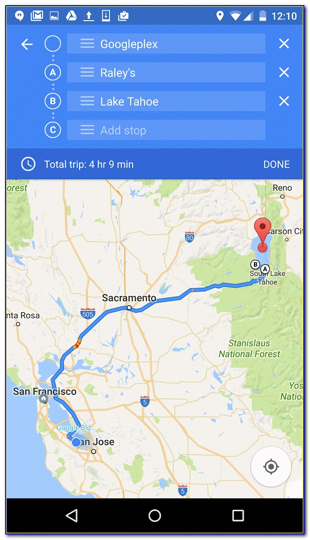 Create A Route With Multiple Stops Google Maps (4)