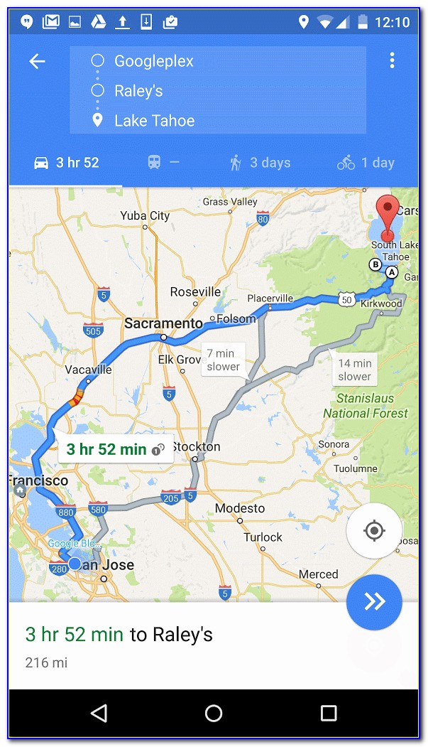 Create A Route With Multiple Stops Google Maps (5)