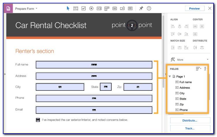Create Editable Pdf Form Online