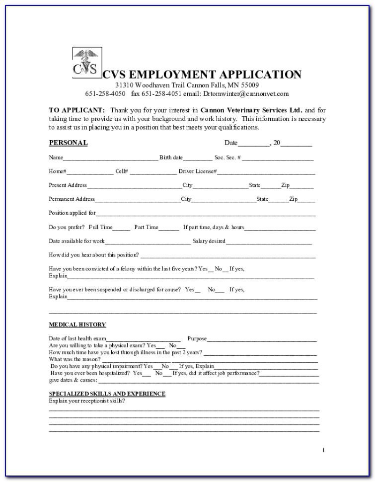 Cvs Careers Job Openings
