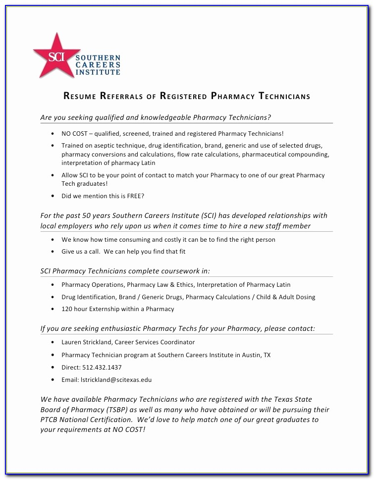 Cvs Pharmacy Technician Jobs Fresh Cvs Pharmacy Resume