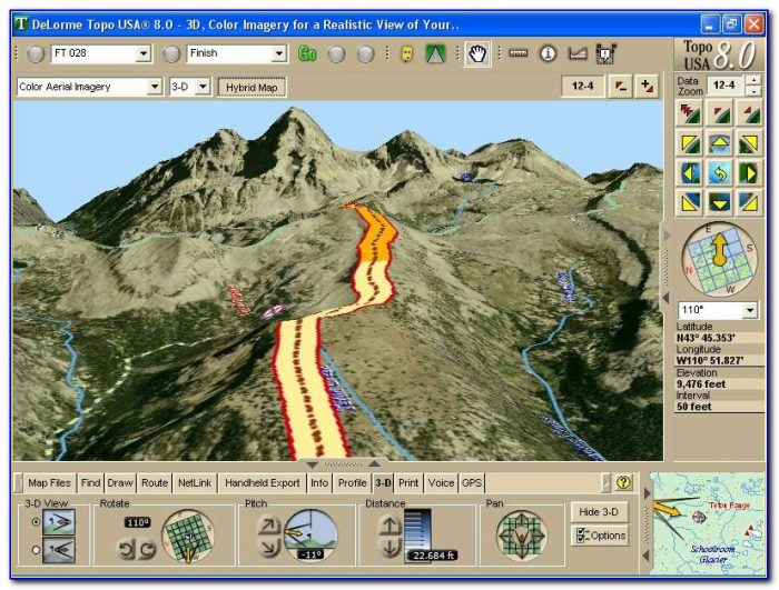 Delorme Gps Maps Software