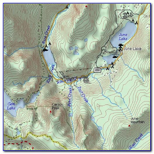 Delorme Inreach Topo Maps