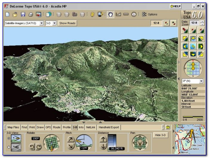 Delorme Map Software Download