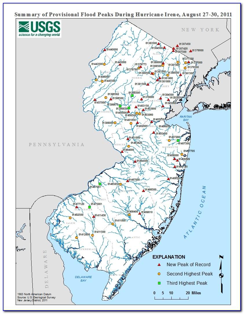 Denville Nj Flood Map
