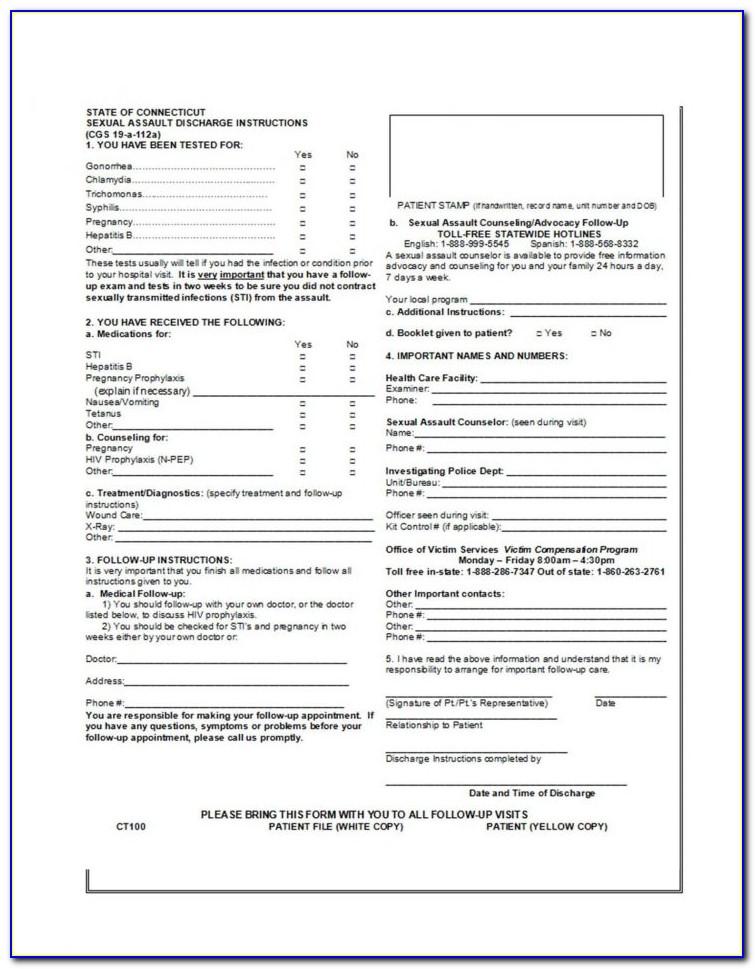 Divorce Mediation Intake Form