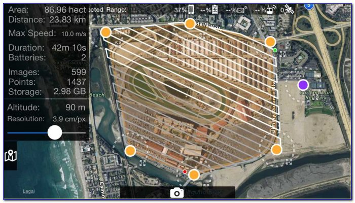 Dji Drone Mapping Software