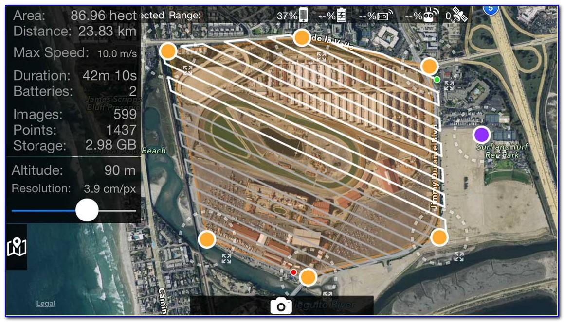 Dji Drone Mapping Software