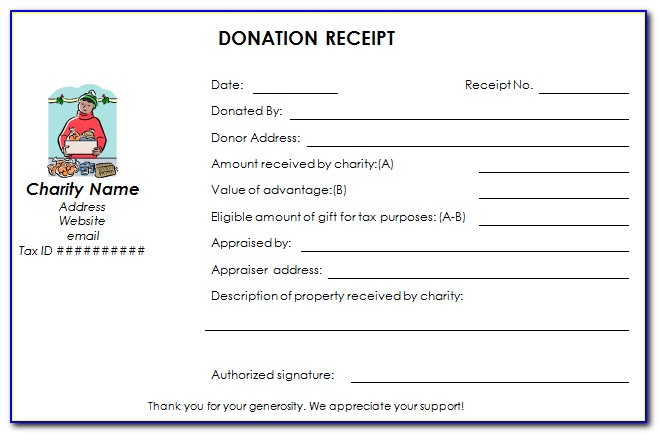 Donation Form For Non Profit Organization