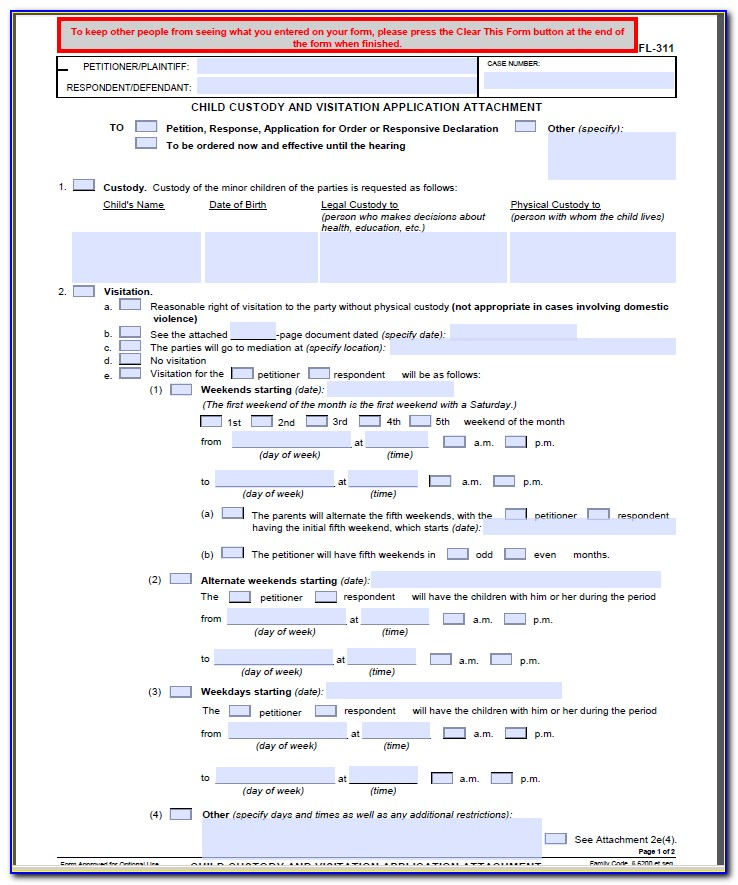 Douglas County Divorce Forms Georgia
