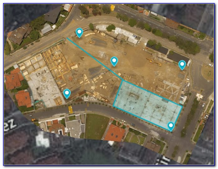 Drone Aerial Mapping Software