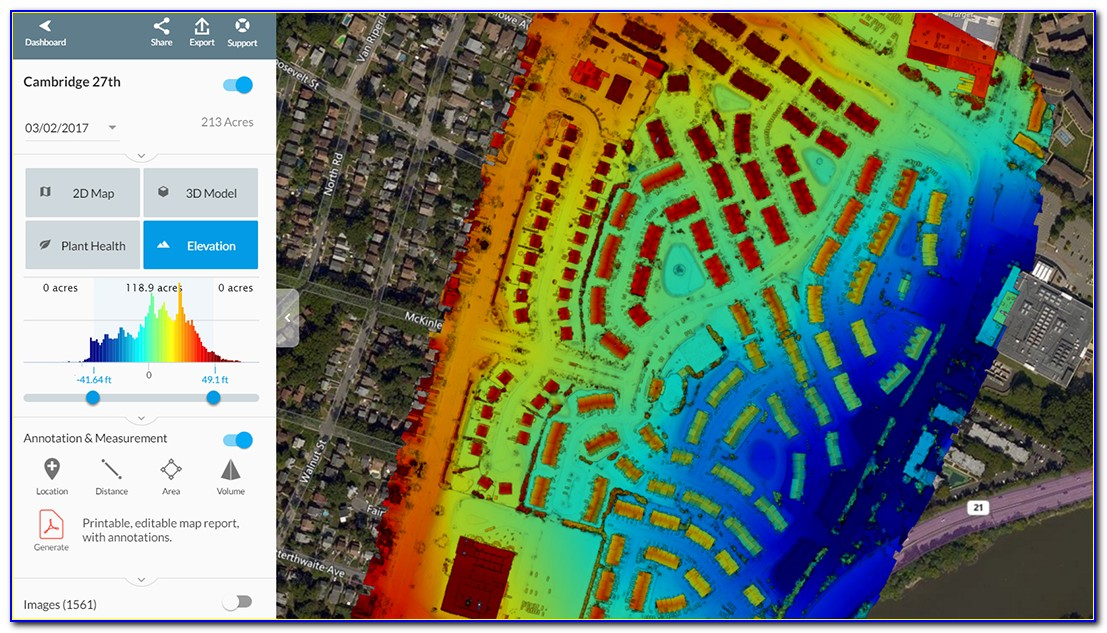Drone Mapping App Free