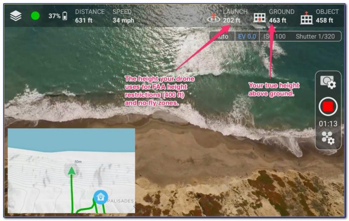 Drone Mapping App Ios