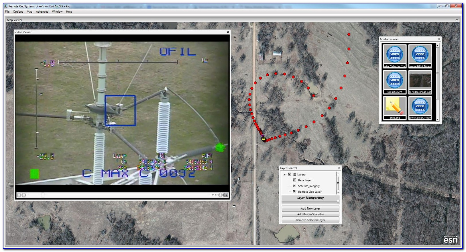 Drone Mapping App