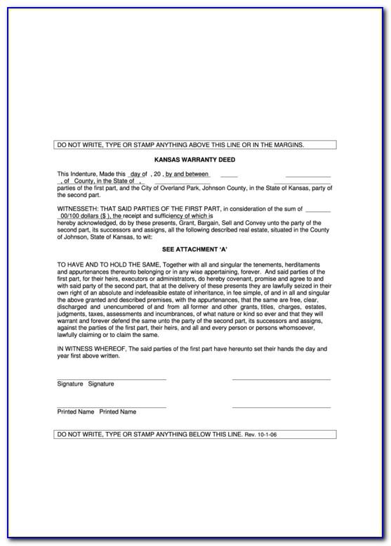 Enhanced Life Estate Deed Form Texas