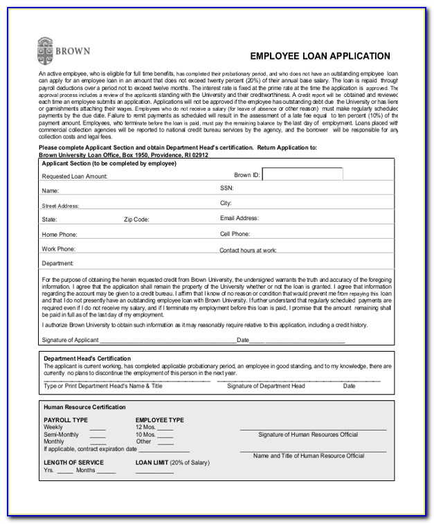 Epf Loan Form In Hindi