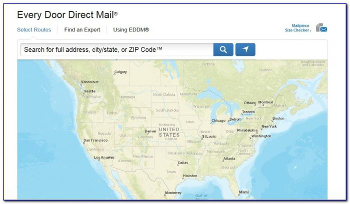 Every Door Direct Mapping Tool