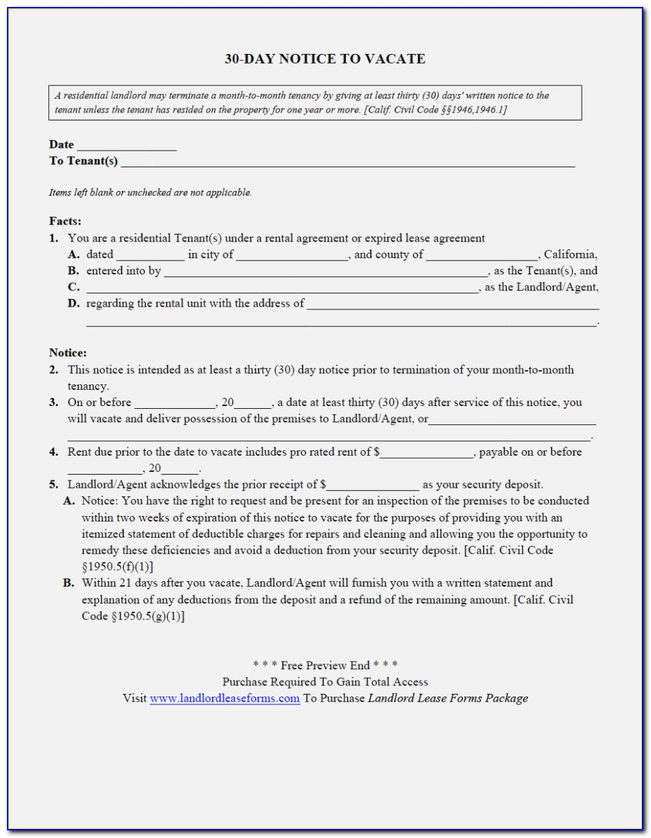 Eviction Notice New York State Forms
