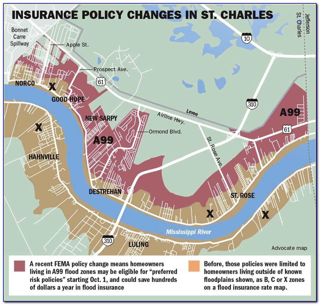 Fema Flood Insurance Rate Map Panel