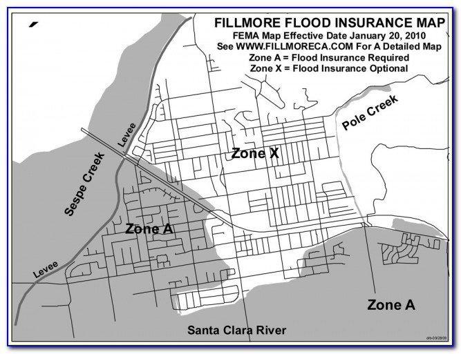 Fema Flood Insurance Rate Map Zone Ae