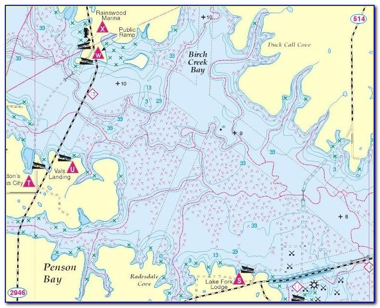 Fishing Hotspot Maps