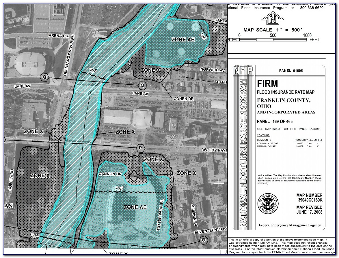 Flood Insurance Rate Maps For Orange County Florida
