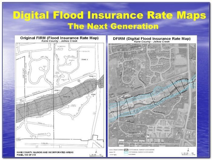 Flood Insurance Rate Maps Pennsylvania