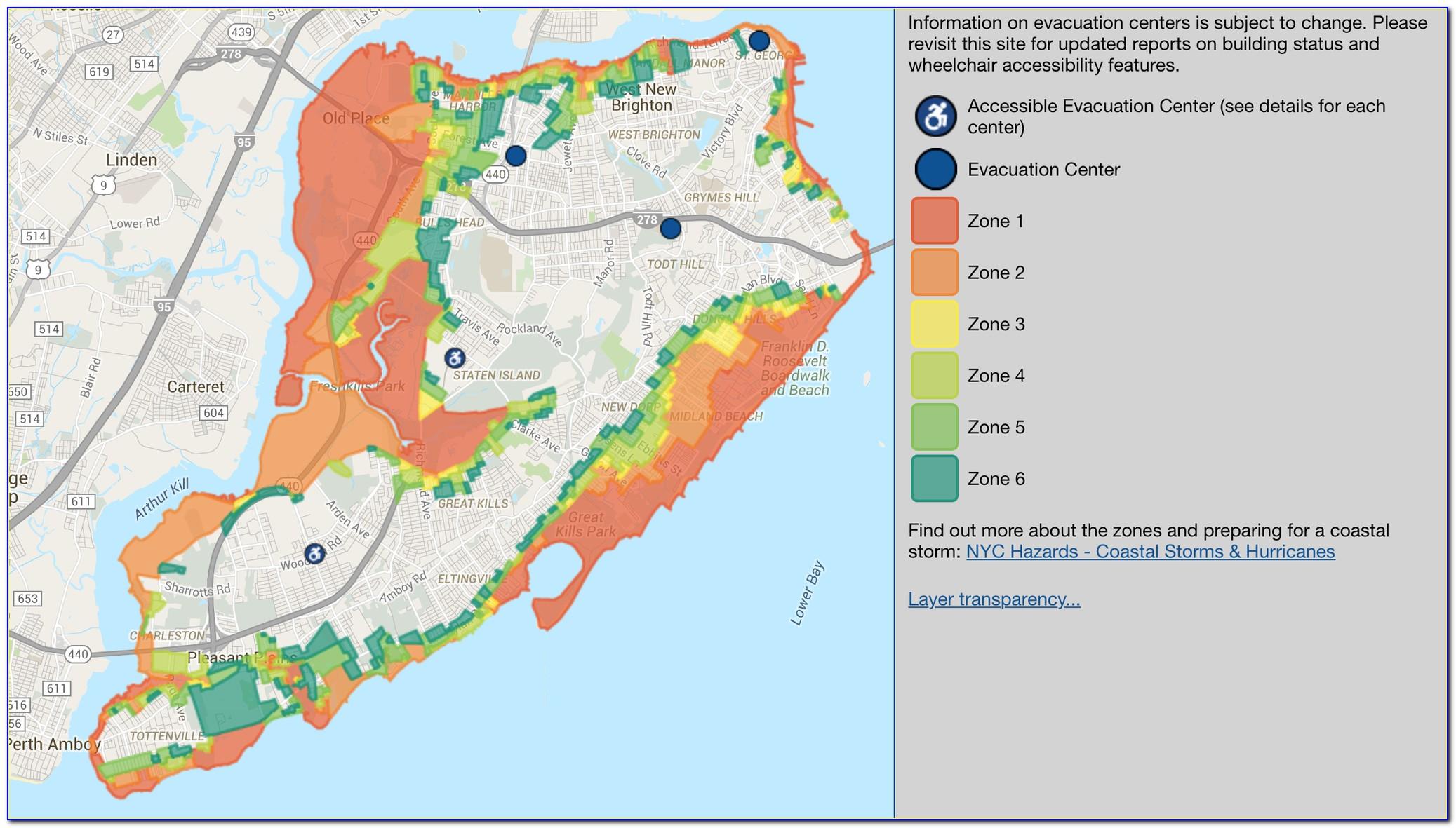 Flood Map Wayne Nj