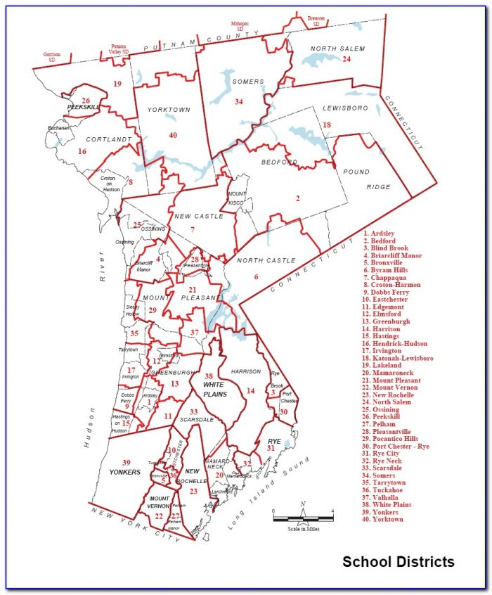 Flood Map Westchester County