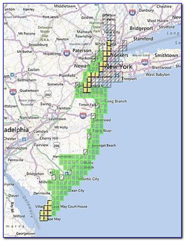 Flood Plain Map Nj