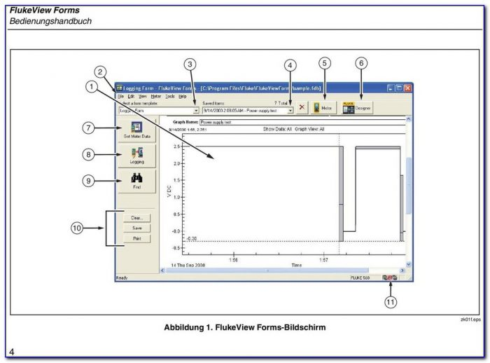 Flukeview Forms Software Windows 10