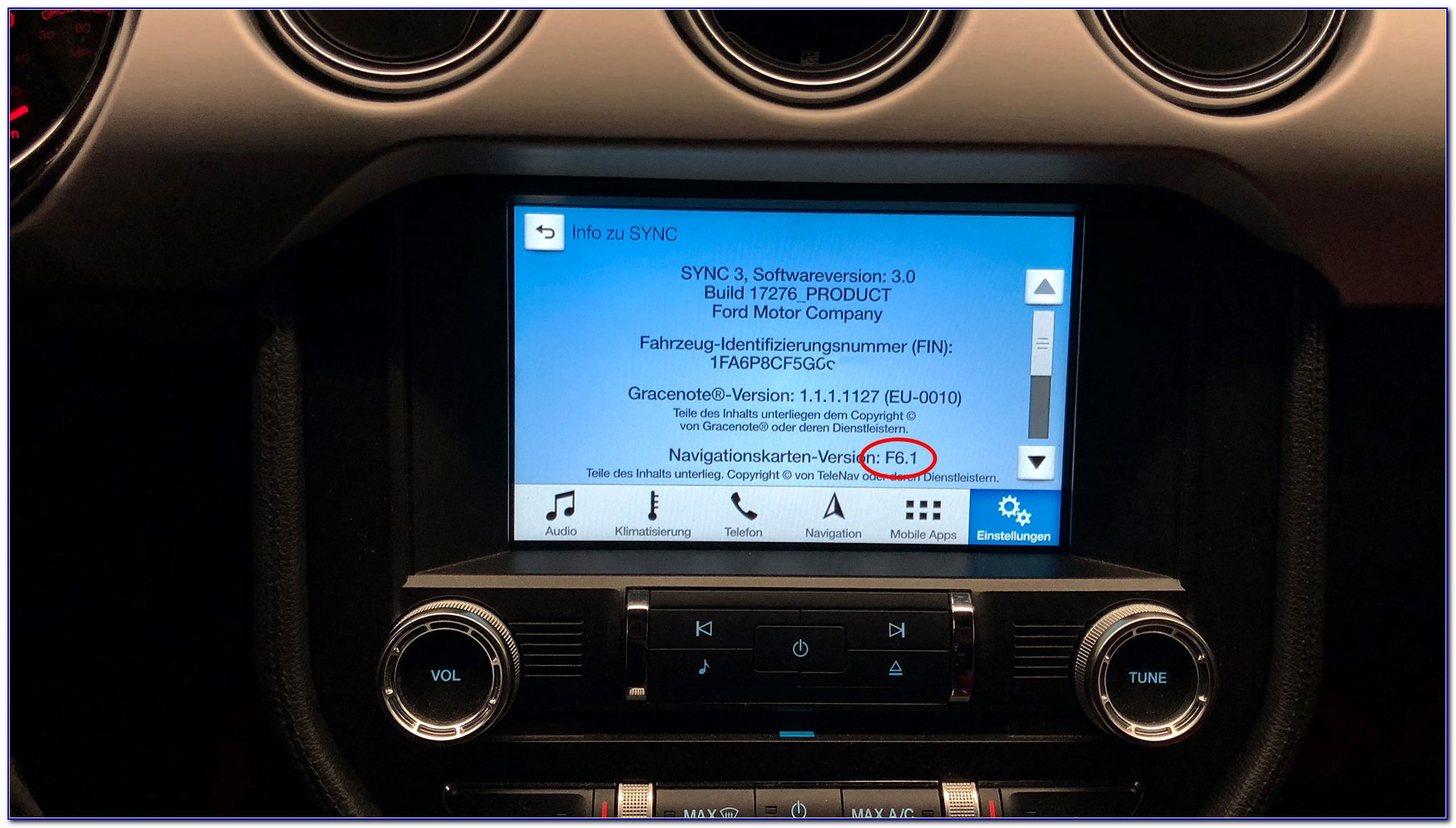 Ford Sync Navigation Map Updates