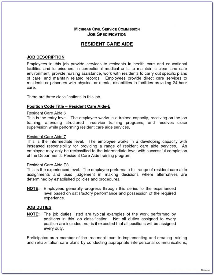 Form Carpenter Job Description