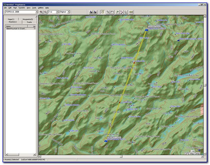 Free Garmin Topo Maps Uk