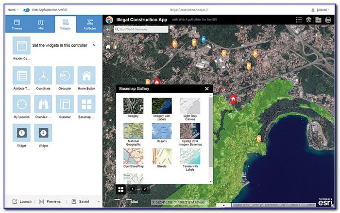 Free Gis Mapping App