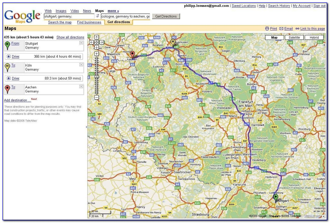 Usa Map Driving Directions Google Maps Driving Directions Free Within Printable Driving Directions