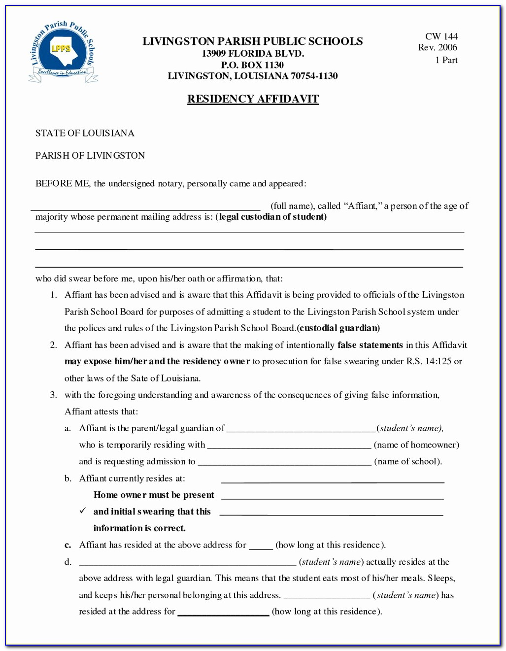 Temporary Custody Forms Texas Awesome Free Printable Temporary Guardianship Form Unique Emergency