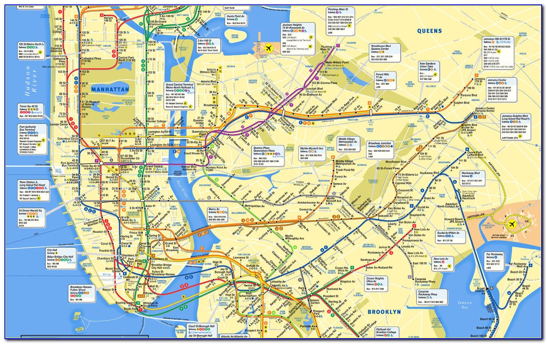 Future Nyc Subway Map 2016