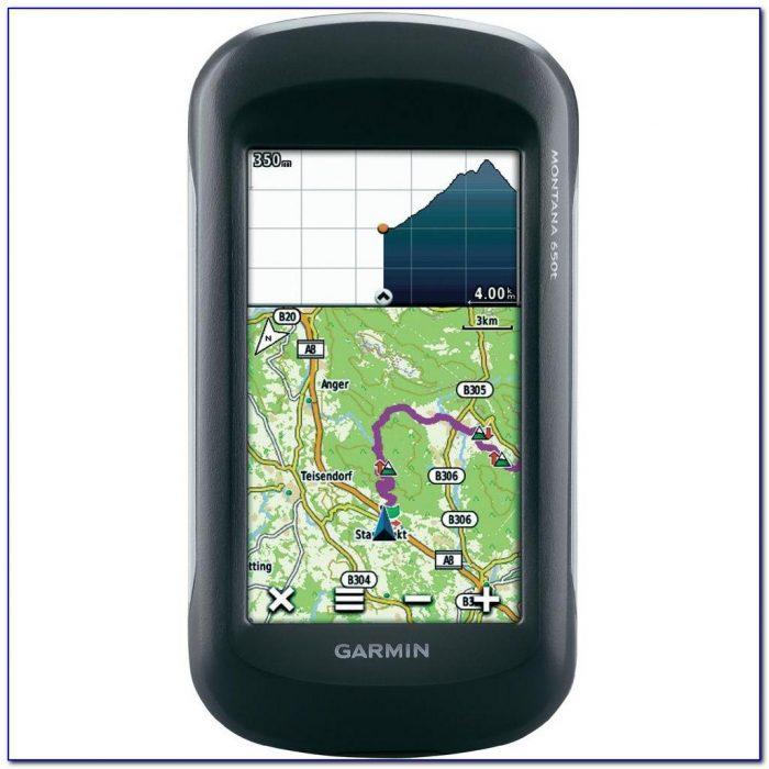 Garmin 650 Maps