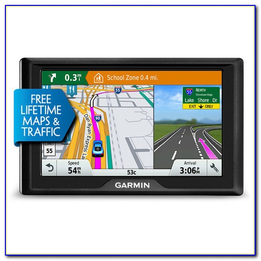 Garmin Drivesmart 60lmt 6 Gps With Lifetime Maps And Traffic