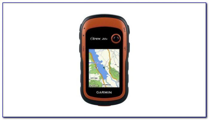 Garmin Etrex 20x Custom Maps