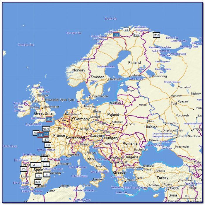 Garmin Europe Maps 2017