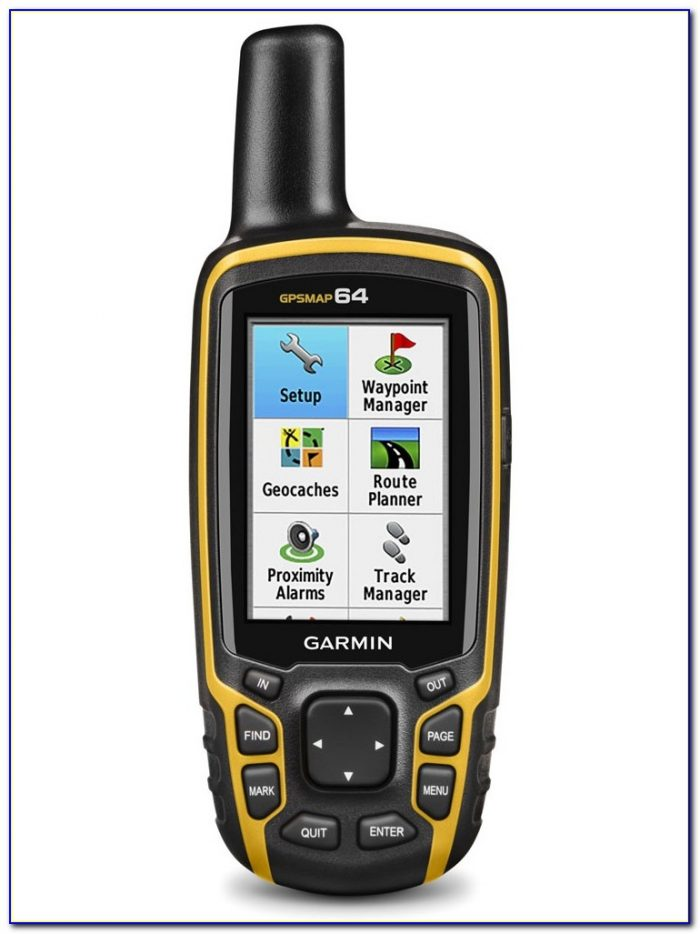 Garmin Gps 64 Map