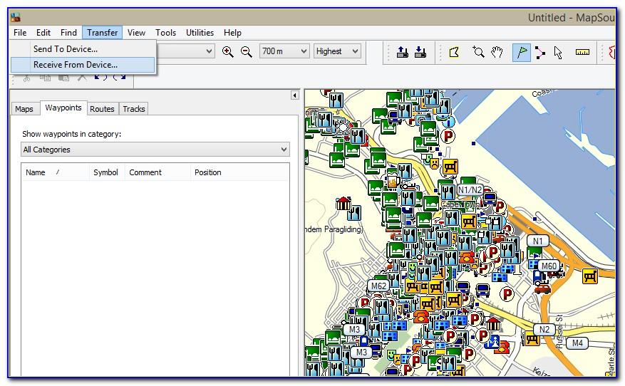 Garmin Gps Map 64st