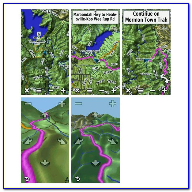 Garmin Gps Maps Nz