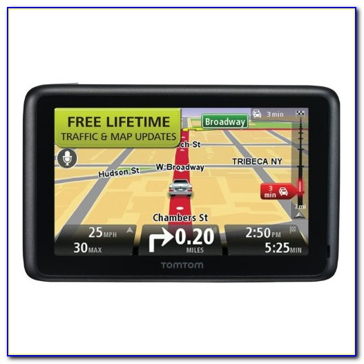 Garmin Gps With Lifetime Maps And Traffic Update